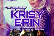 Image for event: Krisy Erin
