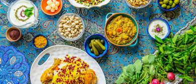 Persian Feast: Food of Iran