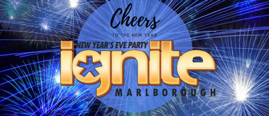 Ignite Marlborough - New Year's Eve Celebration 2019