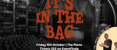 It's in the Bag? - a St John Charity Fundraiser