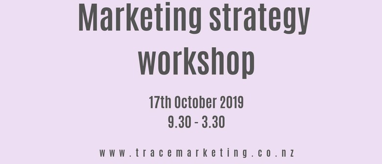 Marketing Strategy Group Workshop