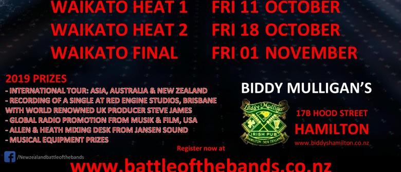 Battle of the Bands 2019 National Championship - WAIKATO HT1