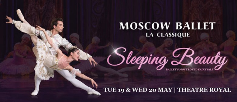 Sleeping Beauty – Moscow Ballet La Classique: CANCELLED