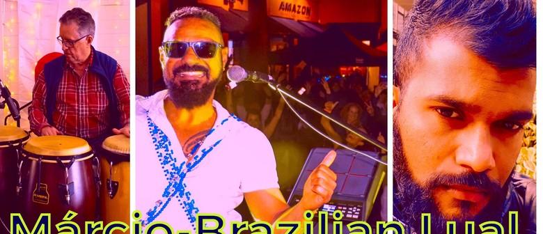 Marcio and Brazilian Rhythms