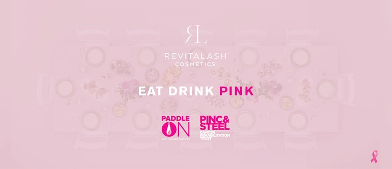 Eat Drink Pink with RevitaLash NZ