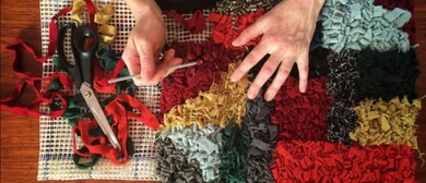 Rag Rug workshop with Vita Cochran