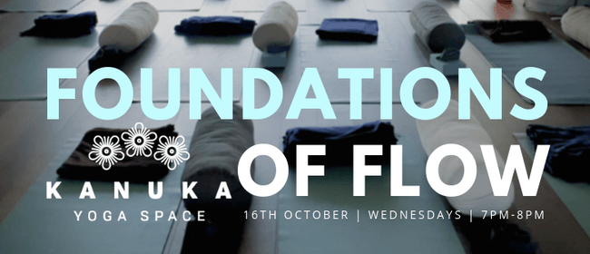 Foundations of Flow - Beginners Yoga