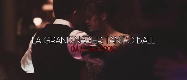 La Grande Napier Tango Ball