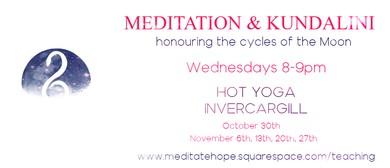 Meditation and Kundalini