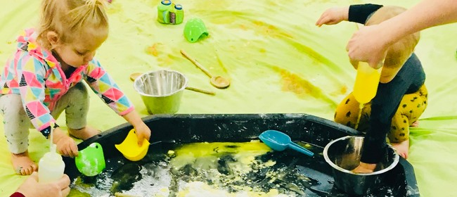 Get Messy Wednesday Hobsonville Term 4
