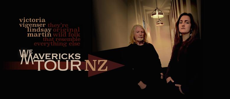 We Mavericks Tour NZ - Live @ Aratoi
