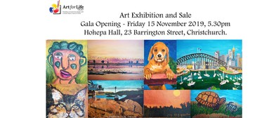 Art for Life Trust Annual Exhibition and Sale