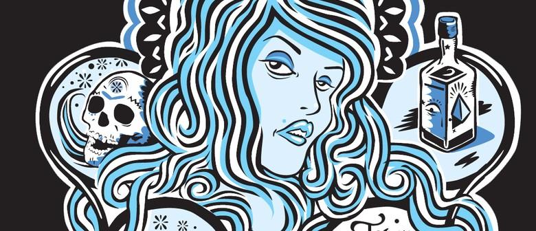 Blue Blood's Top Shelf Woman Album Release Tour
