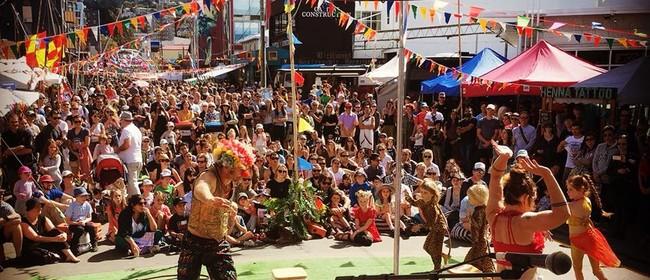 Ashton Family Circus & Dylan Daisy's Magic Show