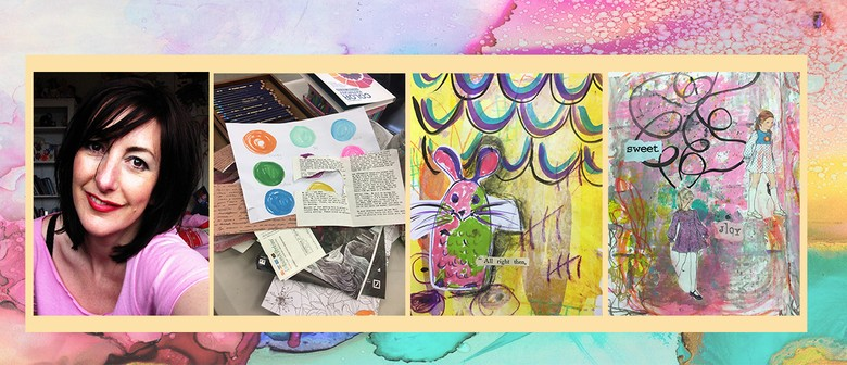 JHC4.2: Art Journaling for Teens and Tweens with Jude Howker