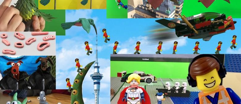 Screenies Beginners Lego Animation Workshop (6-10yrs)