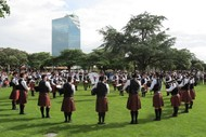 Image for event: 40th Jenny Mair Highland Square Day