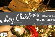 Image for event: Cowboy Christmas