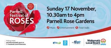 Parnell Festival of Roses 2019