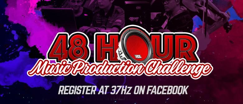 48HR Music Production Music Challenge: Public Presentation
