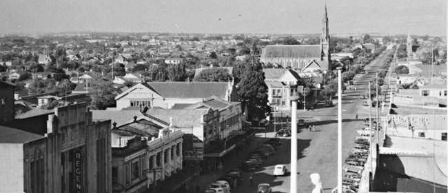 Walk: Broadway: The Street That Made Palmerston North Boom