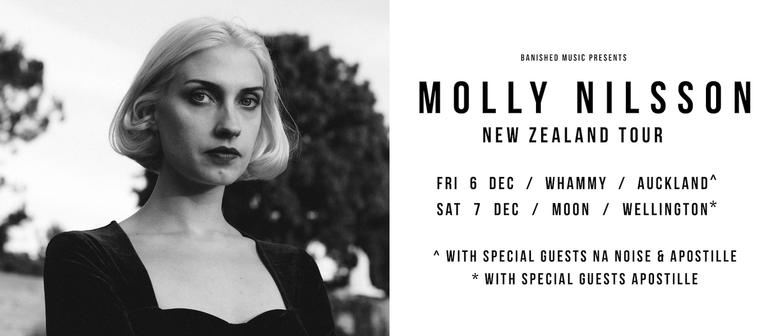 Molly Nilsson - NZ Tour