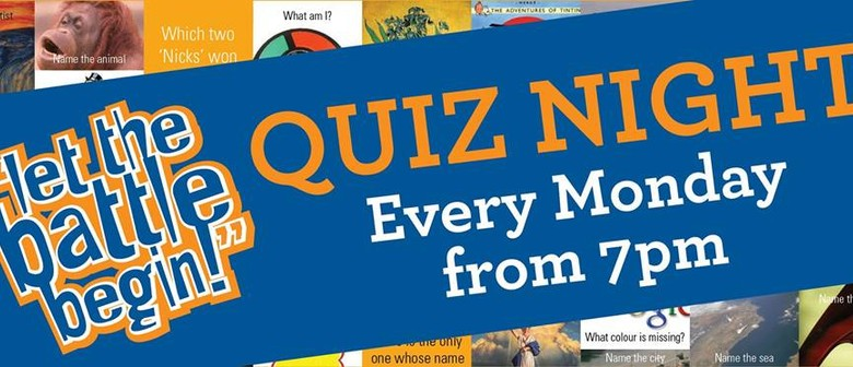 Cranford Ale House Quiz Night