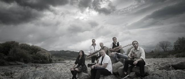 Blue River Baby - National Spring Album Tour - Lyttelton