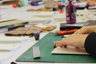 Image for event: Studio One Toi Tū - Bookmaking