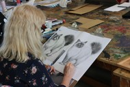 Image for event: Studio One Toi Tū - Realistic Drawing