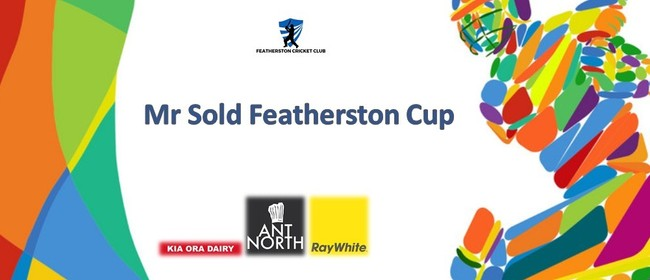 Mr Sold Featherston Cup 2019