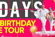 7 Days - 10th Birthday Live Tour