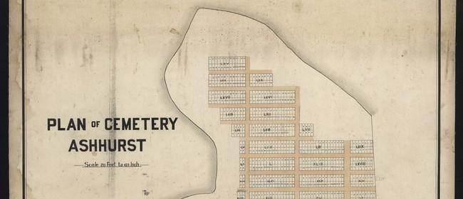 Ashhurst Cemetery Workshop
