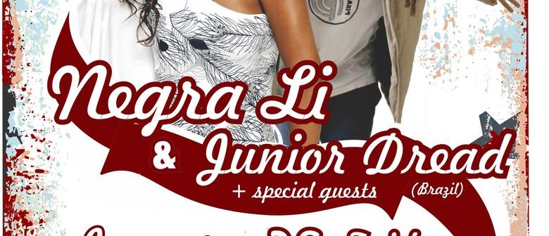 Negra Li & Junior Dread NZ Tour