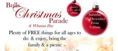 Bulls Christmas Parade & Whanau Day