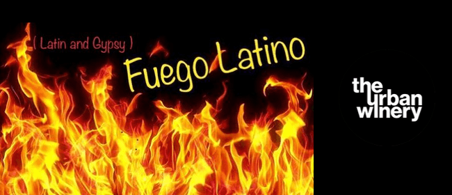 Saturday Night Session with Fuego Latino: CANCELLED