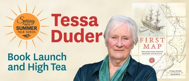 Spring Into Summer Talk Series - Tessa Duder: SOLD OUT
