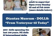 Image for event: Dolls Dolls Dolls