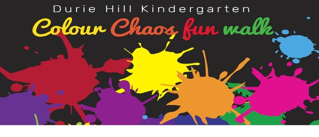 Colour Chaos Fun Walk
