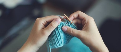 Knitting : Pod-Cast-On! Public · Hosted by WEA Canterbury