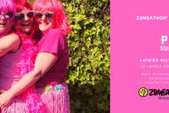 Pink Party Zumbathon Charity