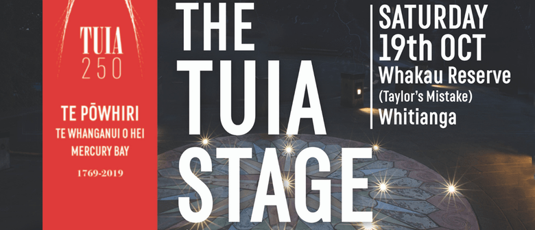 The Tuia Stage