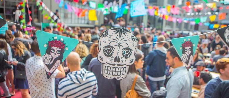 Dia De Los Muertos Street Fiesta 2019