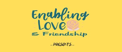 Enabling Love Speed Dating Event