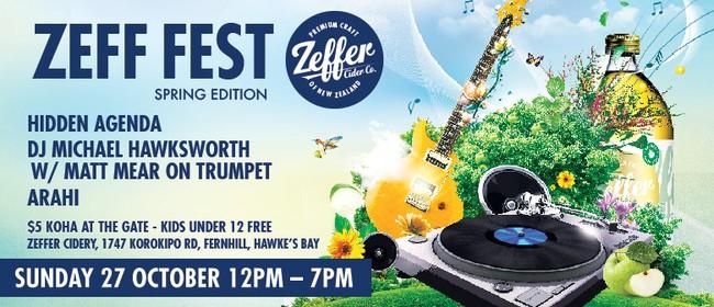 Zeff Fest Spring Edition