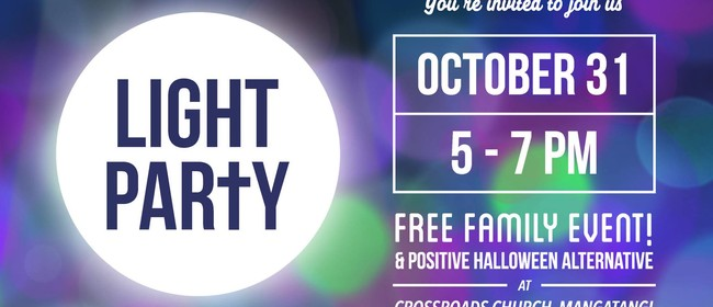Light Party - A Positive Alternative to Halloween