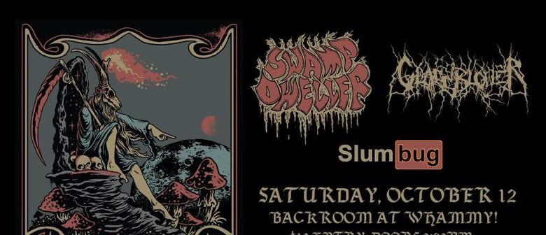 Swamp Dweller, Glassblower and Slumbug