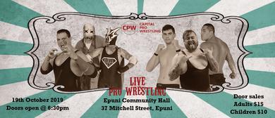 Wrestling at Epuni