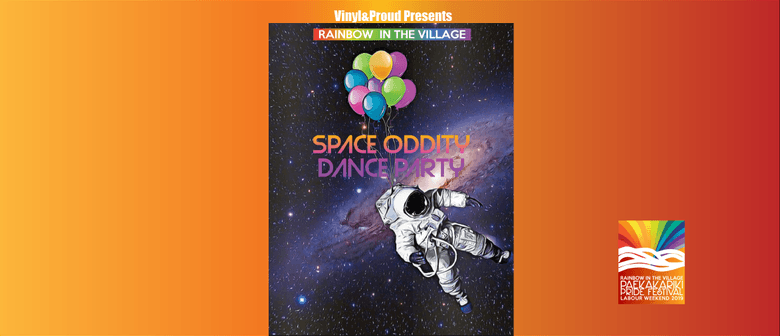 Paekakariki Pride Festival 2019 - Space Oddity Dance Party