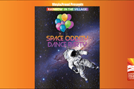 Image for event: Paekakariki Pride Festival 2019 - Space Oddity Dance Party